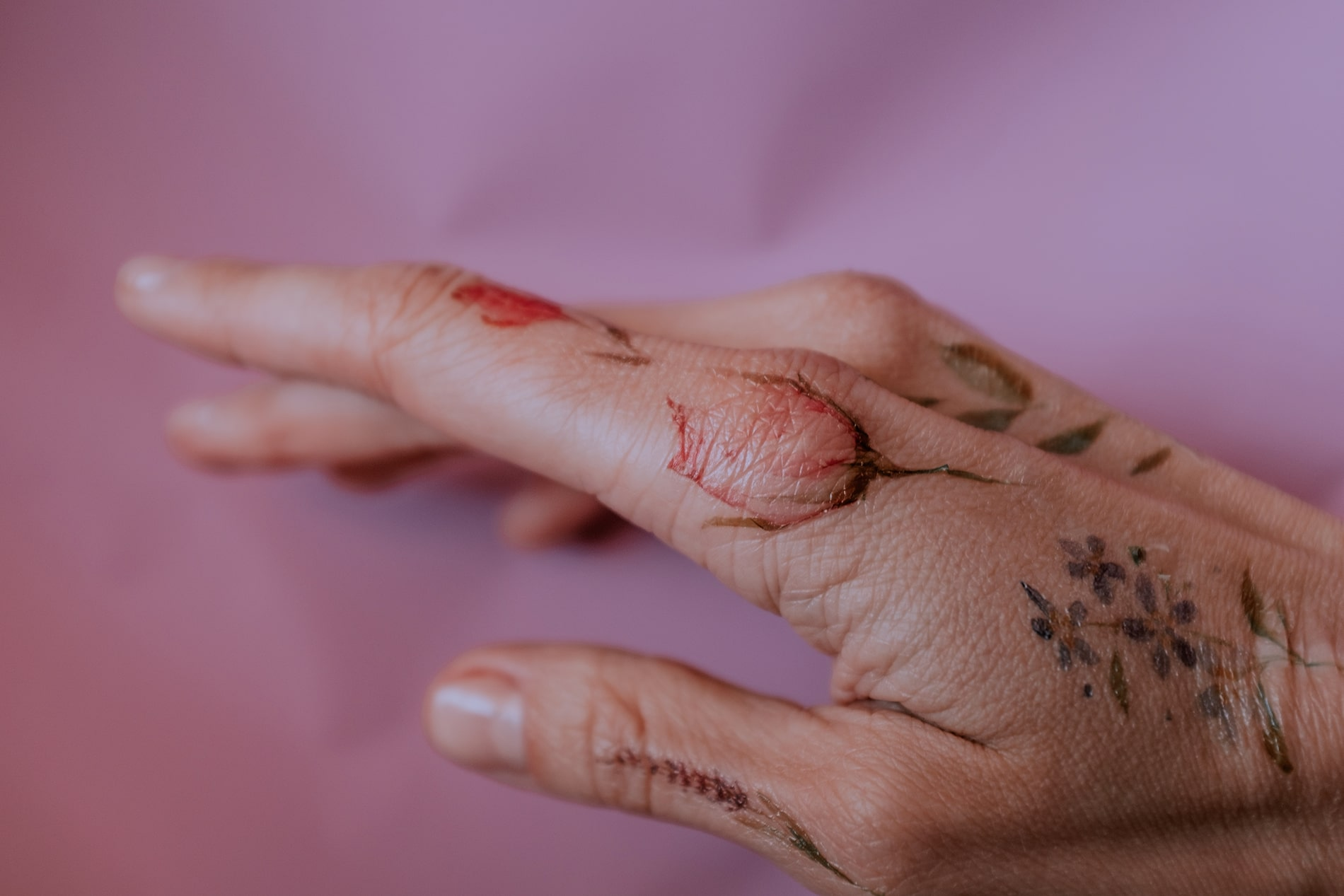 Cicatriser son tatouage de manière naturelle